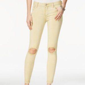 Free People Destroyed Skinny Jeans Sz.29